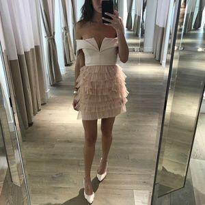 NWT BCBG Marquise Mini Cocktail Dress
